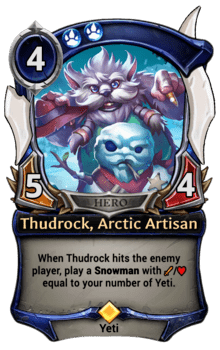 Thudrock, Arctic Artisan
