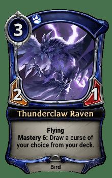 Thunderclaw Raven