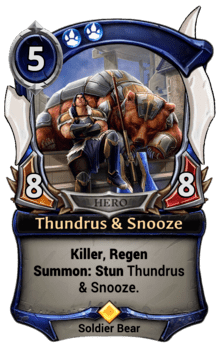 Thundrus & Snooze