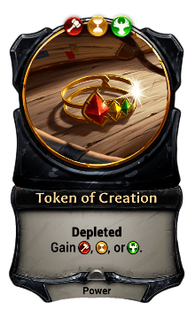 Token of Creation