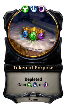 Token of Purpose