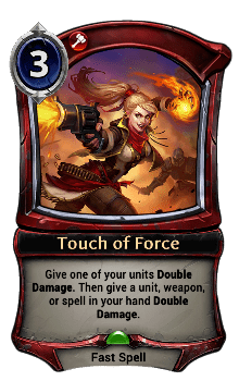 Touch of Force