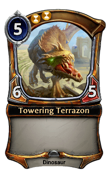 Towering Terrazon