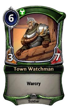Town Watchman