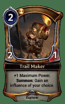 Trail Maker
