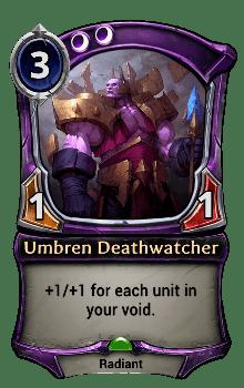 Umbren Deathwatcher