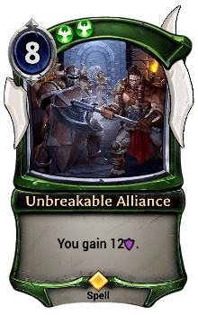 Unbreakable Alliance
