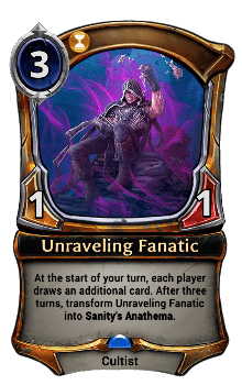 Unraveling Fanatic