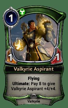 Valkyrie Aspirant