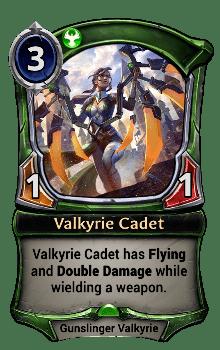 Valkyrie Cadet