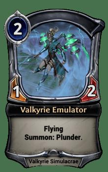 Valkyrie Emulator