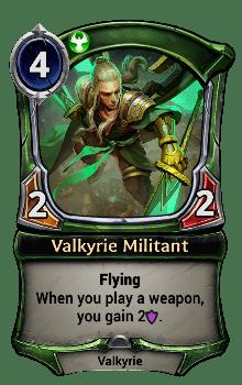 Valkyrie Militant