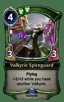 Valkyrie Spireguard