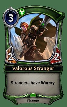 Valorous Stranger