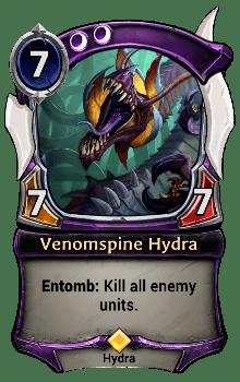 Venomspine Hydra