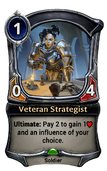 Veteran Strategist