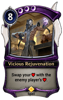 Vicious Rejuvenation