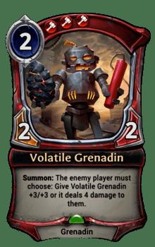 Volatile Grenadin