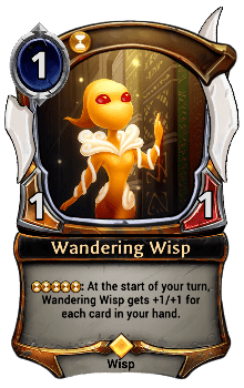 Wandering Wisp