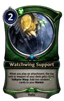 Watchwing Support