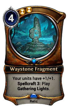 Waystone Fragment
