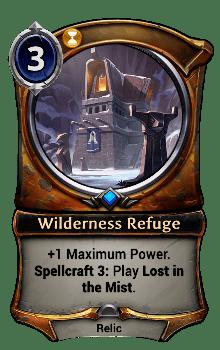 Wilderness Refuge