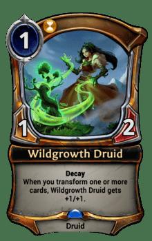 Wildgrowth Druid