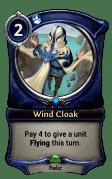 Wind Cloak
