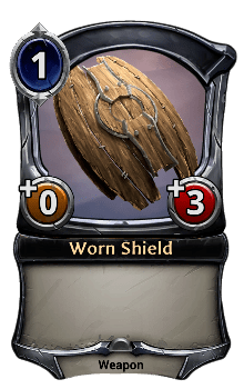 Worn Shield