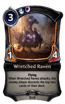 Wretched Raven