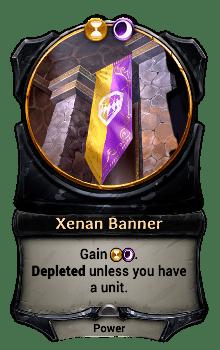 Xenan Banner