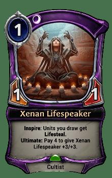 Xenan Lifespeaker