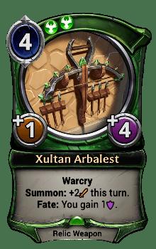 Xultan Arbalest