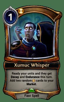 Xumuc Whisper