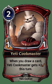 Yeti Cookmaster