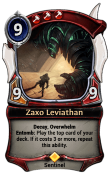 Zaxo Leviathan